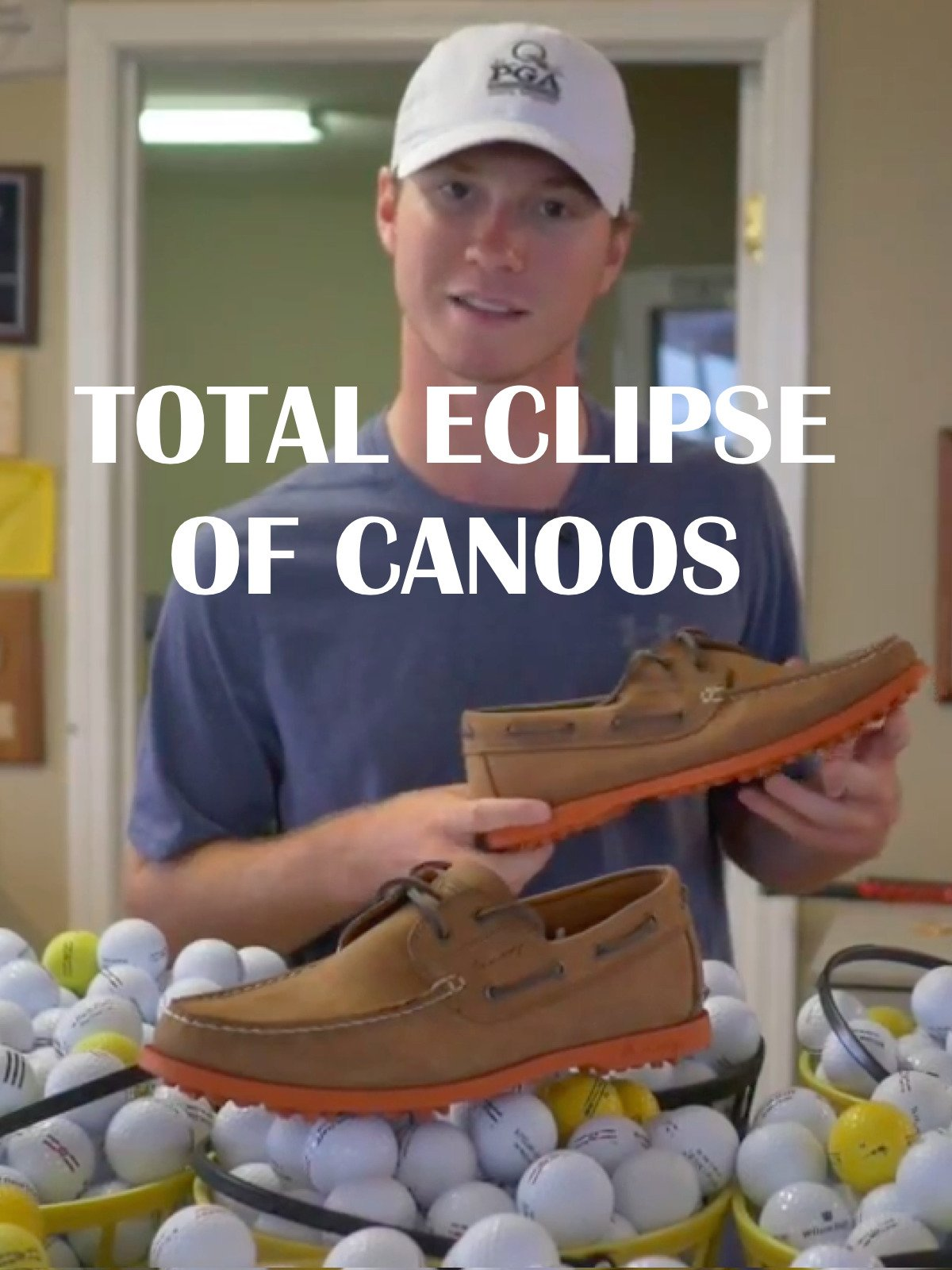 Total Eclipse of Canoos
