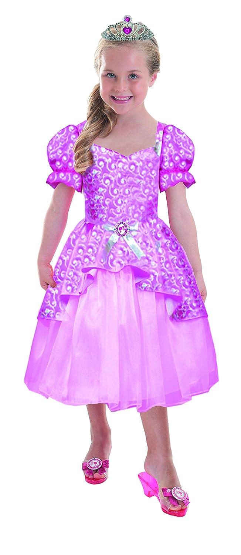 Schillerndes Barbie™ Prinzessinnen-Kostüm für Mädchen – 3-5 Jahre jetzt bestellen