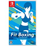 Imagineer Fit Boxing NINTENDO SWITCH REGION FREE JAPANESE VERSION