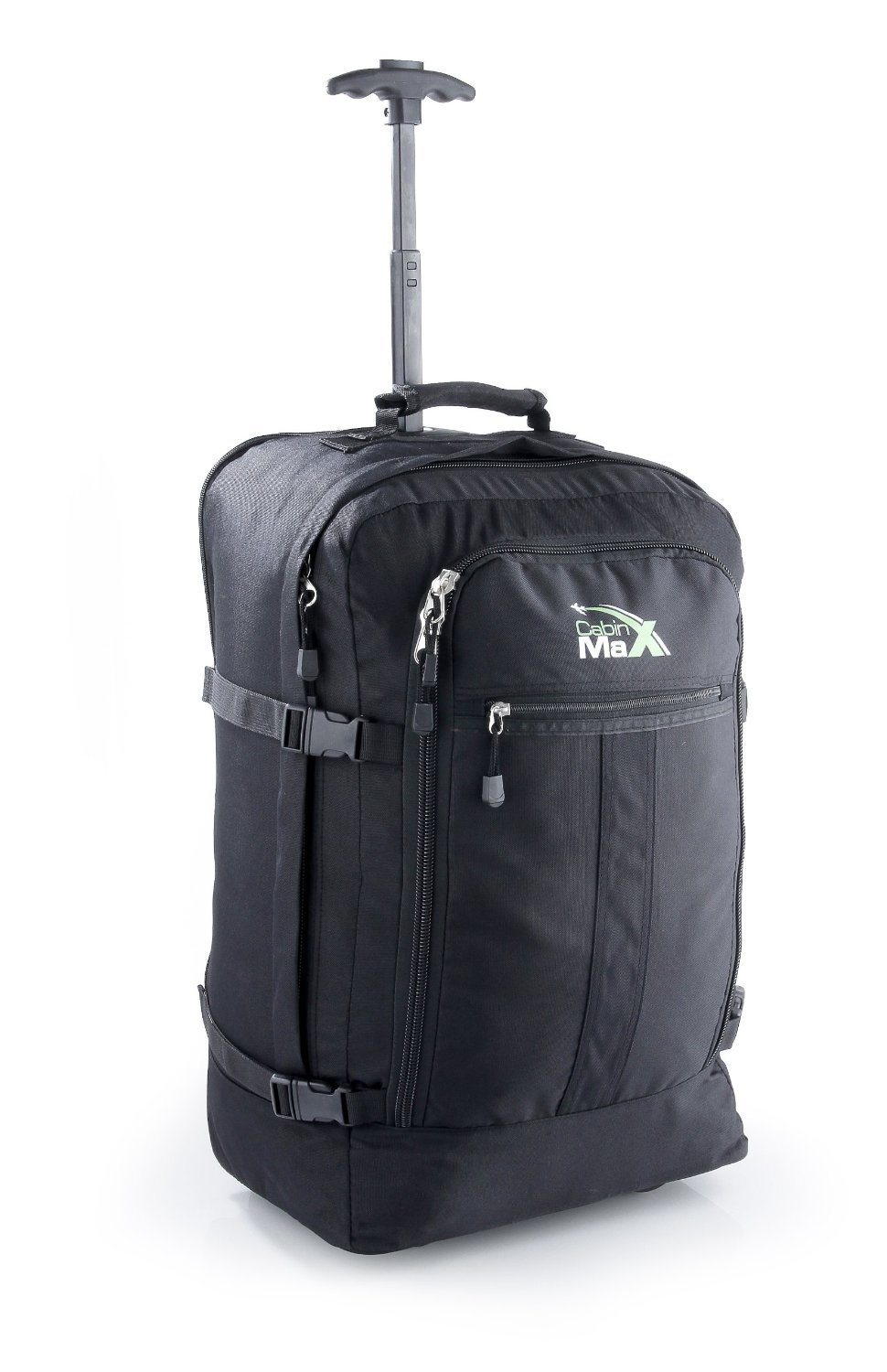 cabin max lyon flight approved bag wheeled carry on luggage backpack 22x16x8 ebay. Black Bedroom Furniture Sets. Home Design Ideas