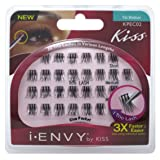 Kiss I Envy Trio Medium 30 Trio Lashes (6 Pack) (Tamaño: (6 Pack))