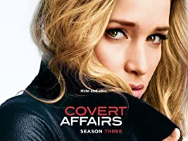 Covert Affairs OmU - Staffel 3