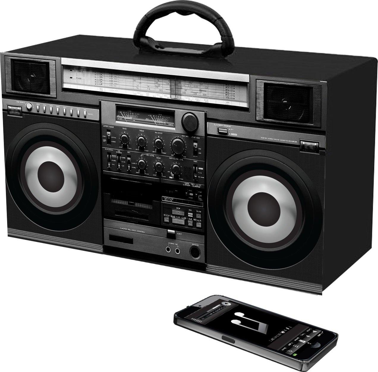Hype Boom Box Stereo Speaker 0