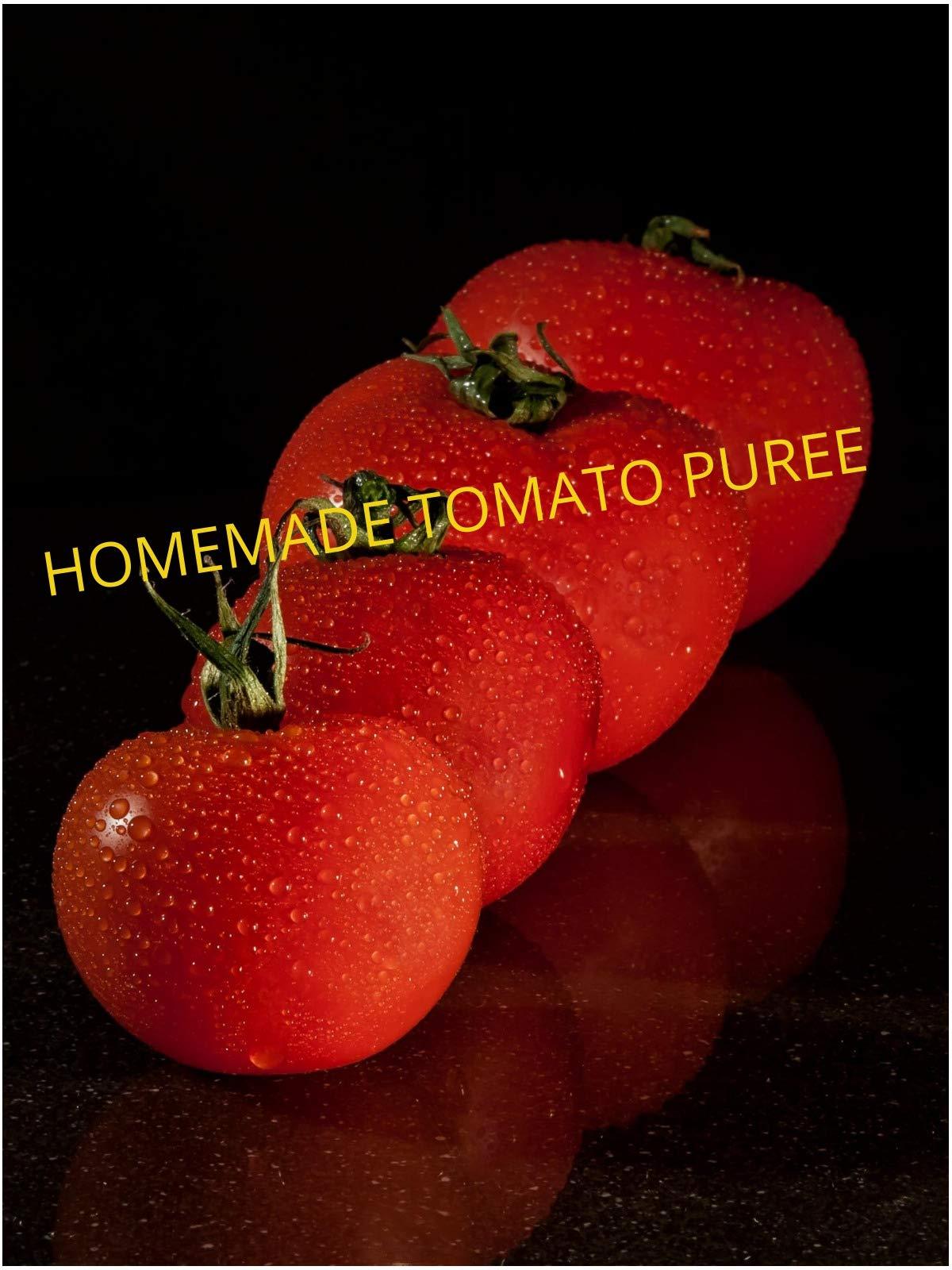 Homemade tomato puree on Amazon Prime Instant Video UK