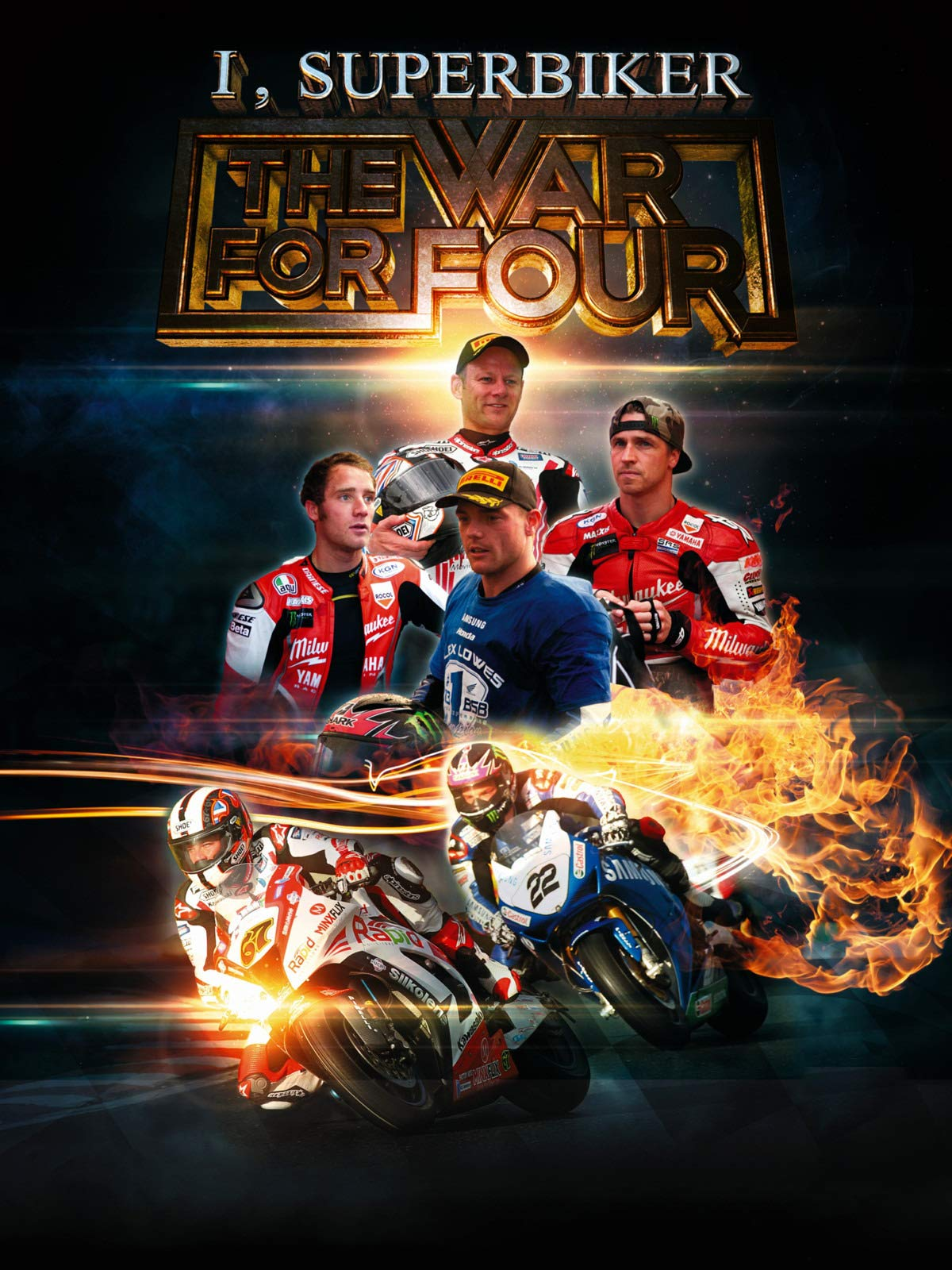 I Superbiker 4 - The War for Four on Amazon Prime Video UK