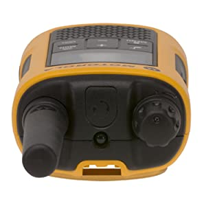 Motorola Talkabout T402 Rechargeable Two-Way Radios (2-Pack) (Color: Yellow)