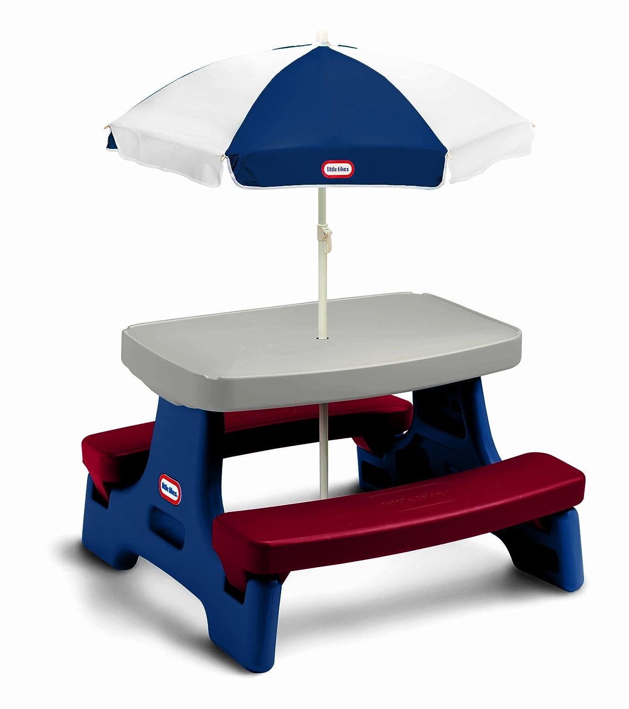 Little Tikes 403B00070 – Kindertisch Janny mit Sonnenschirm online bestellen