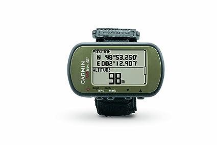 Garmin Foretrex 401 Montre GPS Ecran LCD Etanche USB