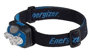 Linterna de cábeza Energizer 7 LED (115 lumens)