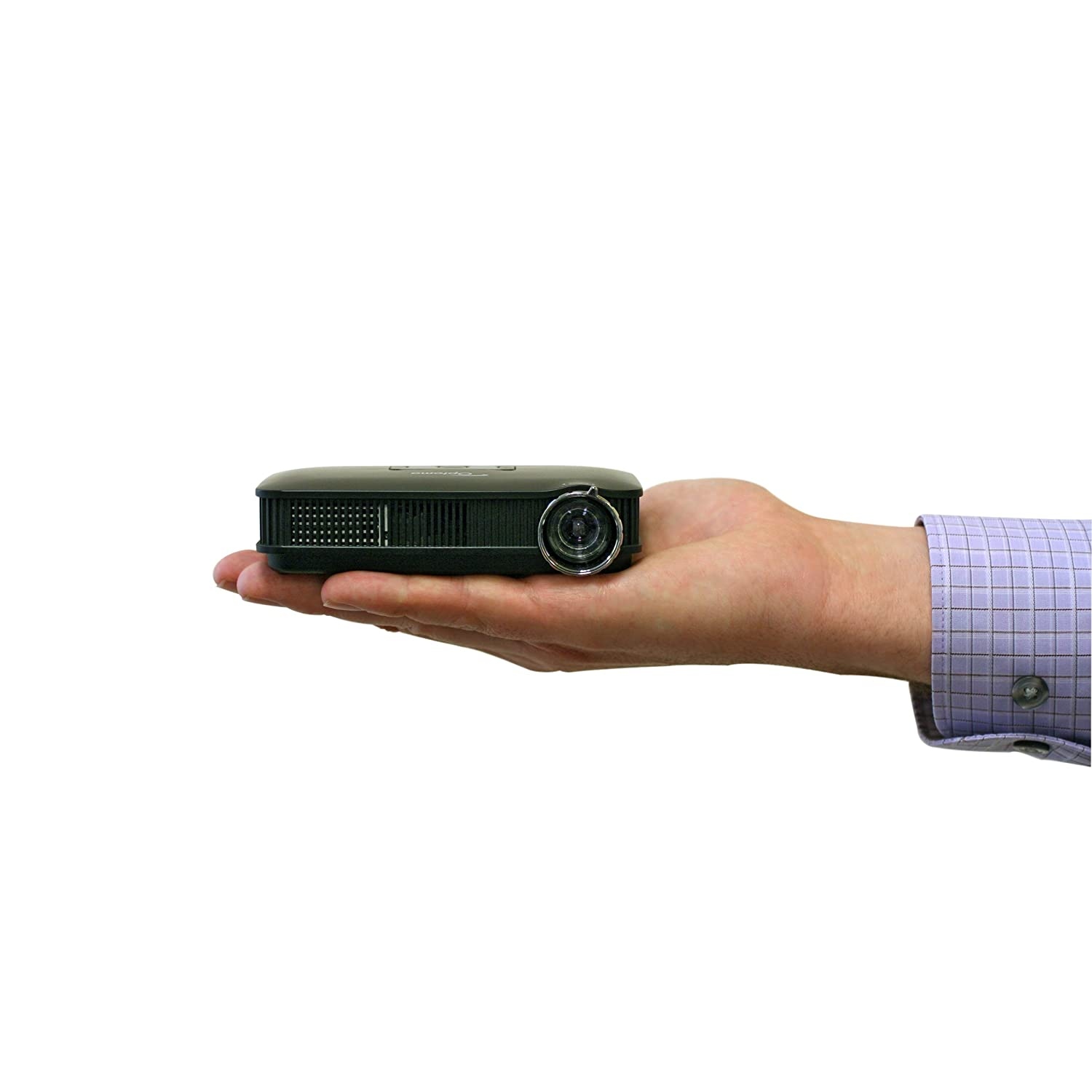 Optoma pk301 pico pocket projector 75 lumen for Lumen pocket projector