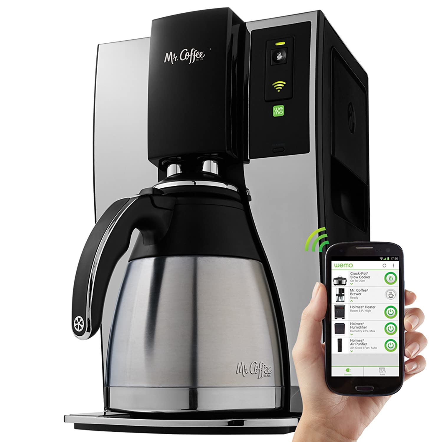 Amazon Mr.Coffee Smart