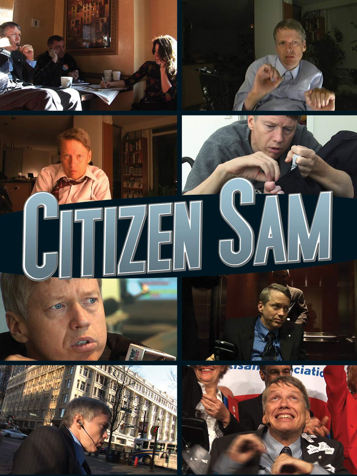 Citizen Sam on Amazon Prime Video UK