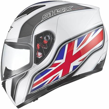 Shox Axxis Identity Casque de moto