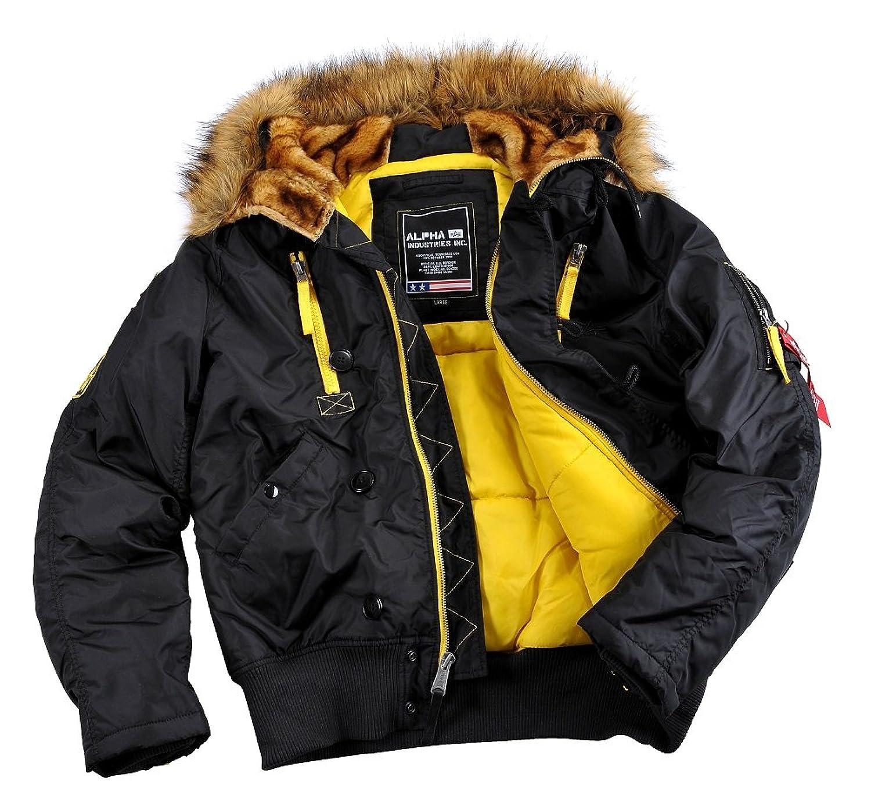 Alpha Industries PPS N2B Herren Jacke Parka Winterjacke 30087 jetzt kaufen