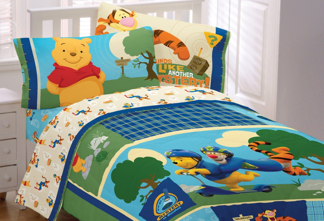 winnie the pooh bedding totally kids totally bedrooms