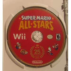 Game, Games, Video Game, Video Games, Nintendo, Wii, Action/Adventure, Super Mario All-Stars: Limited Edition