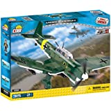 COBI Small Army/Junkers Ju 87B Stuka Building Kit, Multicolor (Color: Multicolor)