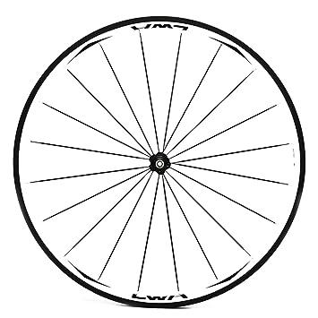Lvwa Full 3k Carbon Fiber Wheelset 24mm Road Bicycle 700c Clincher