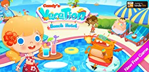 Candy's Vacation - Beach Hotel by LiBii