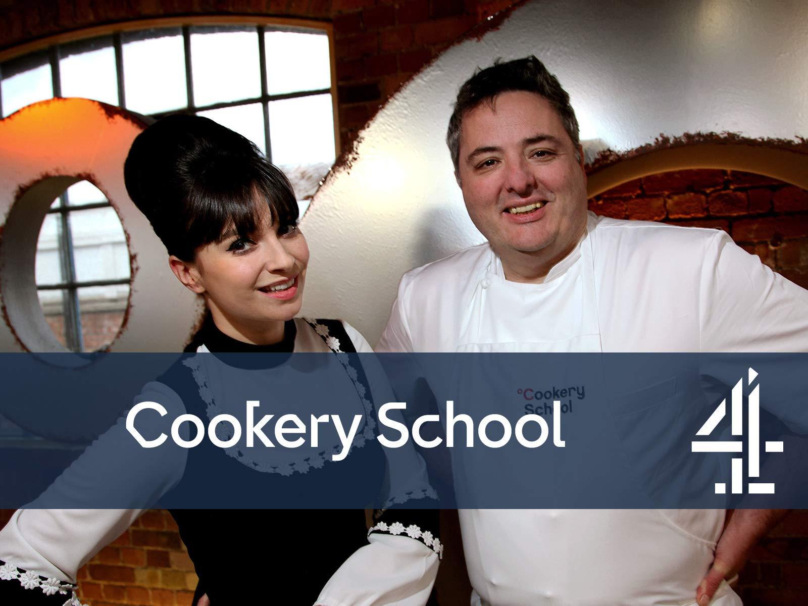 Cookery School on Amazon Prime Video UK