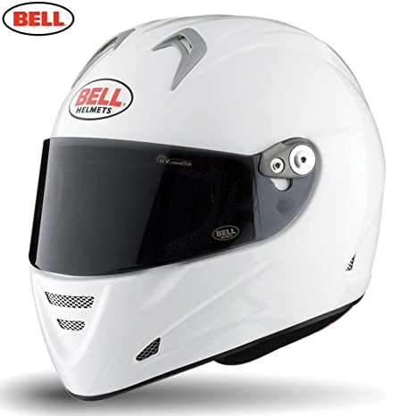 Bell Casques 7050676 Street 2015 M5X Adult Casque, Solid Blanc, XL