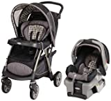 Graco UrbanLite Classic Connect Travel System, Vance