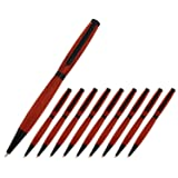 Legacy Woodturning, Slimline Pen Kit, Many Finishes, Multi-Packs (Color: Black Chrome)