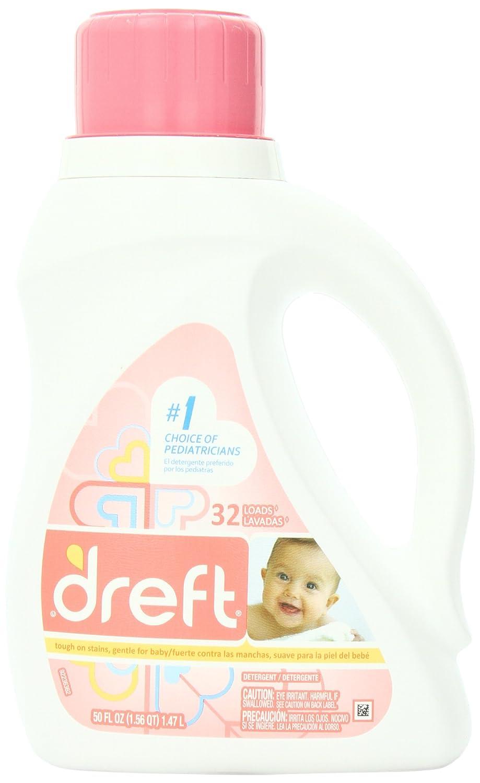 Dreft Baby Liquid Laundry Detergent