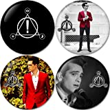 Panic at the Disco Buttons Badges/Pin 1.25 Inch (32mm)
