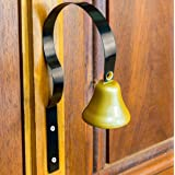 Lanier Shopkeepers Bell - Don't Let Another Customer Slip Out (Black) (Color: Black)