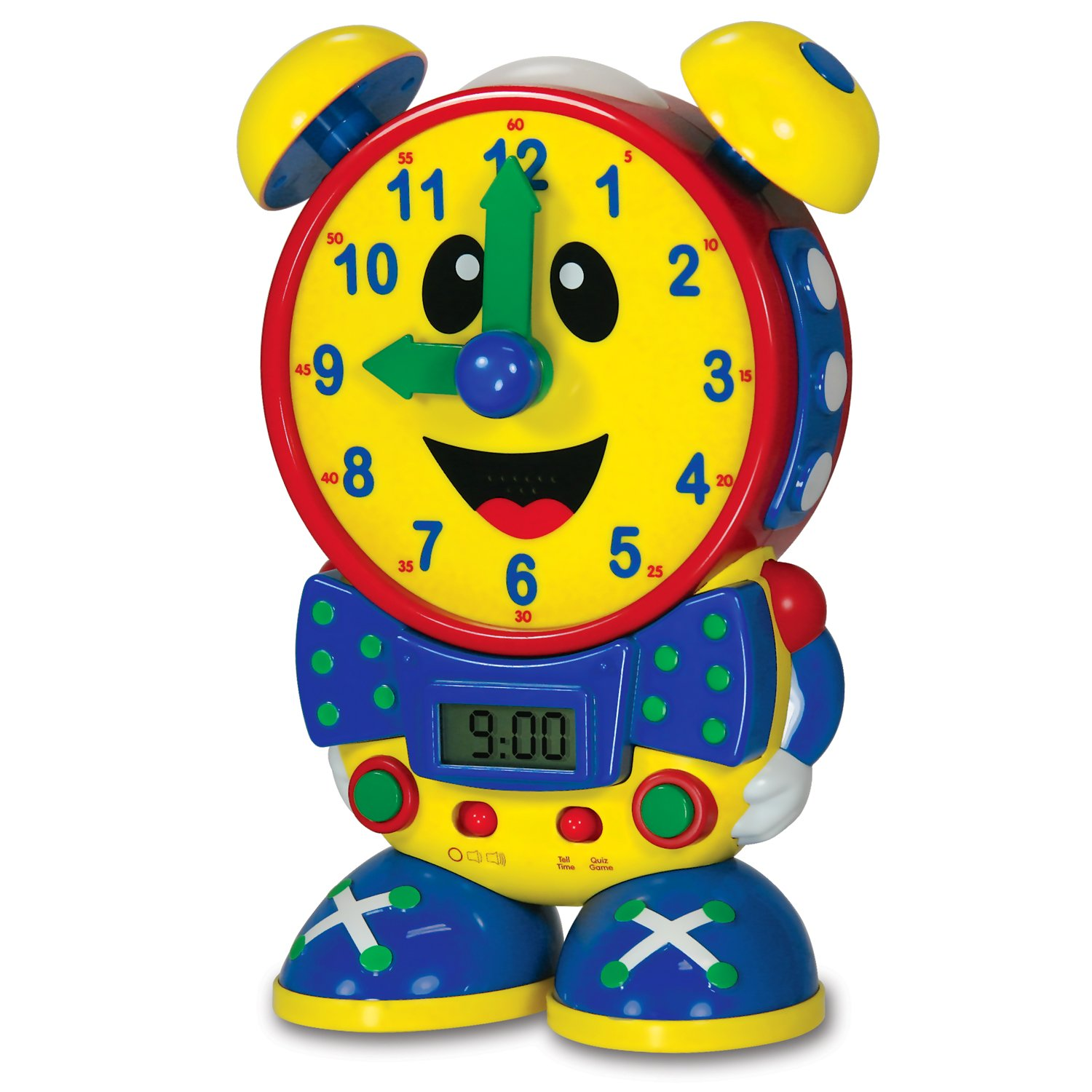 Teaching Time Clocks Time Clock Primary Toys