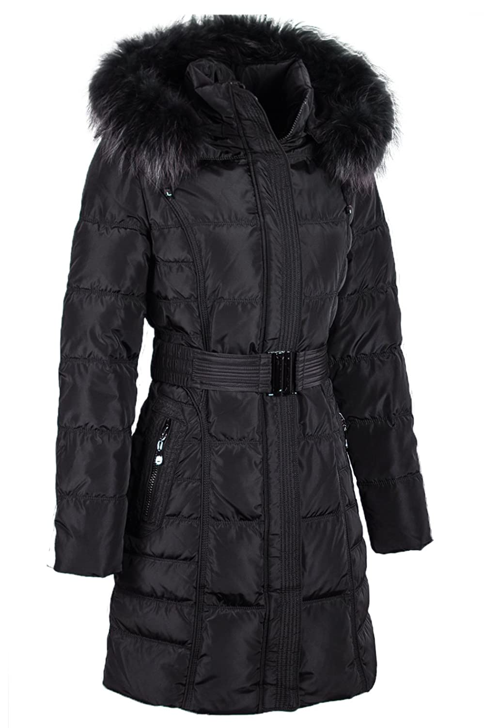 new concept fe538 4dea2 Rezension SY001 Damen Daunenjacke