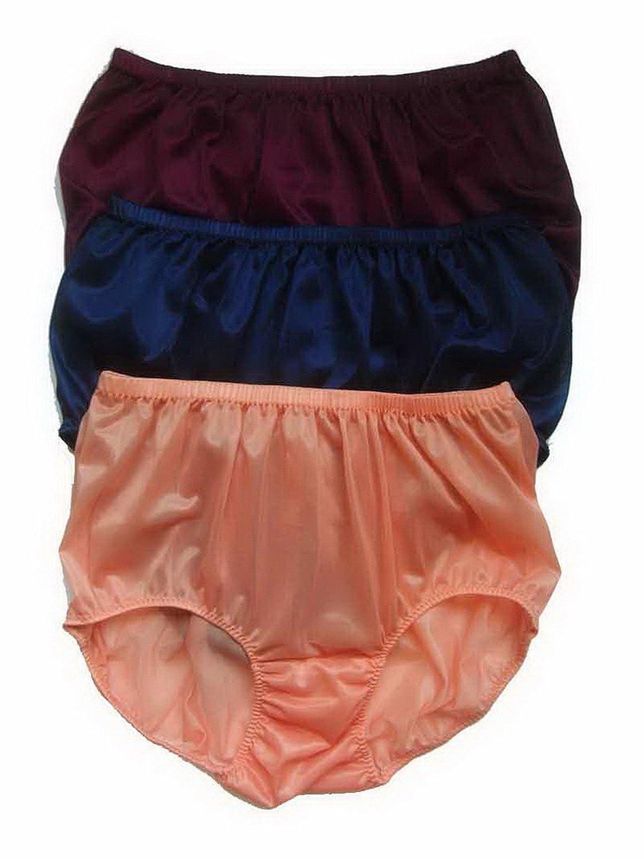 Höschen Unterwäsche Großhandel Los 3 pcs LPK21 Lots 3 pcs Wholesale Panties Nylon online bestellen