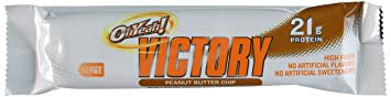 ISS Research Oh Yeah Victory Bar 12 x 70g Peanut Butter