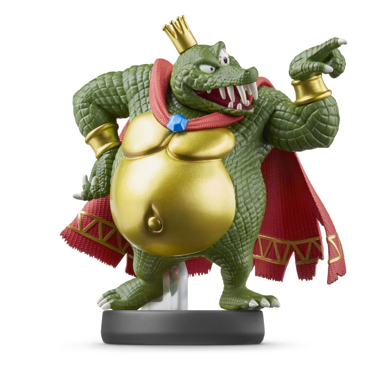 King K Rool Amiibo