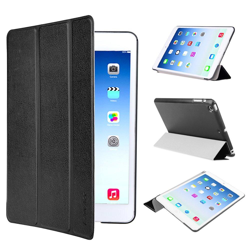 easyacc ultra slim ipad mini 2 retina h lle schutzh lle leder tasche smart cover ebay. Black Bedroom Furniture Sets. Home Design Ideas