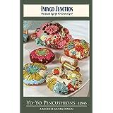 Pattern: Yo-Yo Pin Cushions (Color: Yo-Yo Pin Cushions)