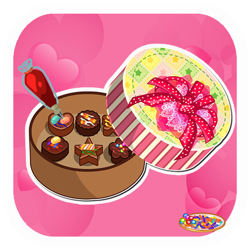 Chocolate For My Valentine-Chocolate Maker Crazy Chef&Valentine love(Cooking Game)