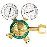 Flame Technologies VMOR-22 Medium Duty Oxygen Regulator, Victor Compatible (Tamaño: 1-(Pack))