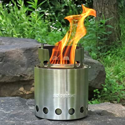 Solo Stove Ultralight Wood Burning