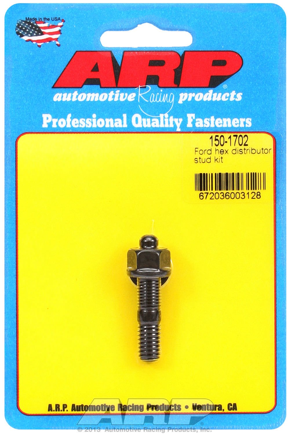 цена на ARP 150-1702 6-Point Distributor Stud Kit