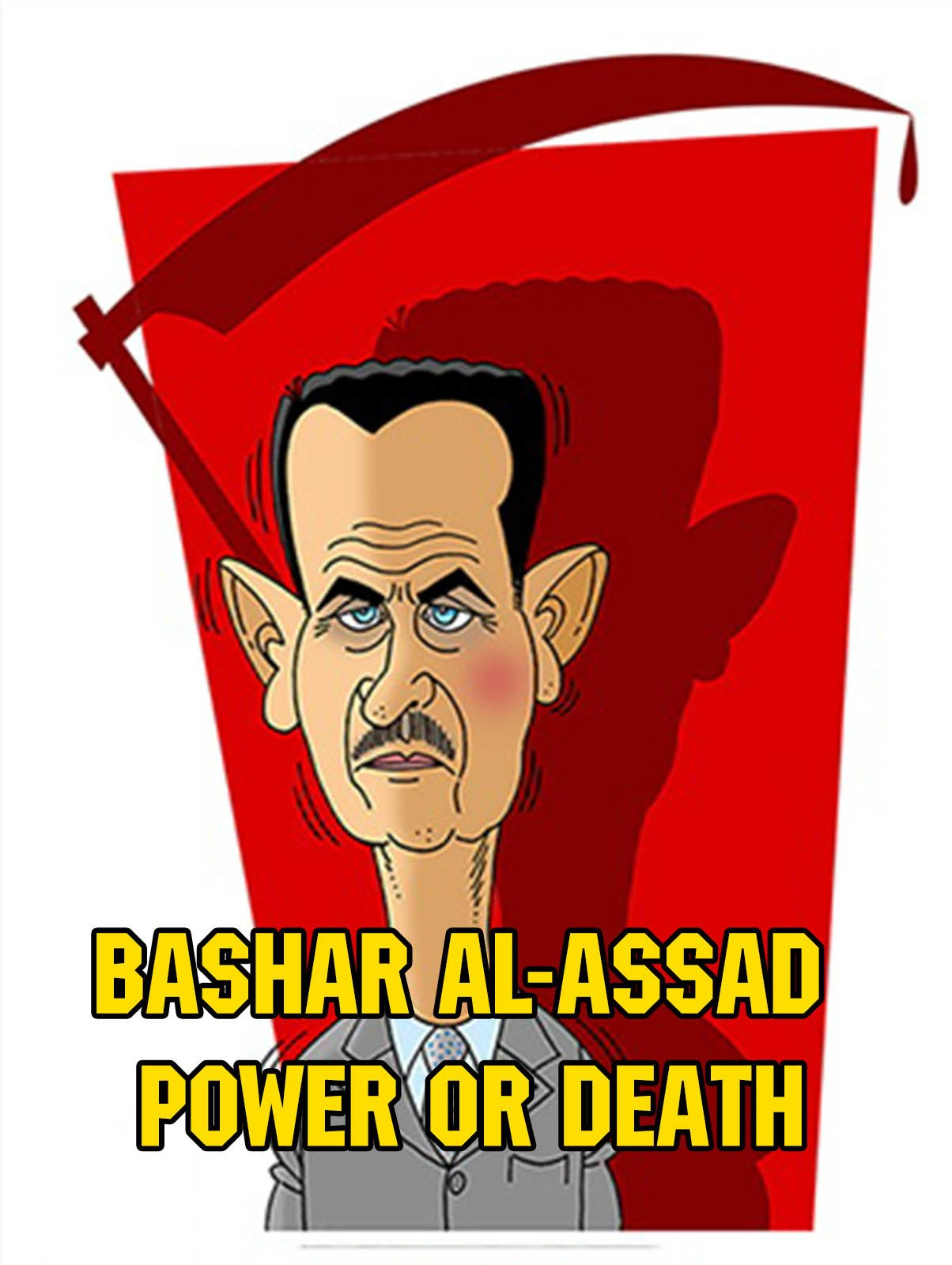 Bashar al-Assad power or death
