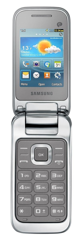 T�l�phone GSM SAMSUNG C3590 GRIS
