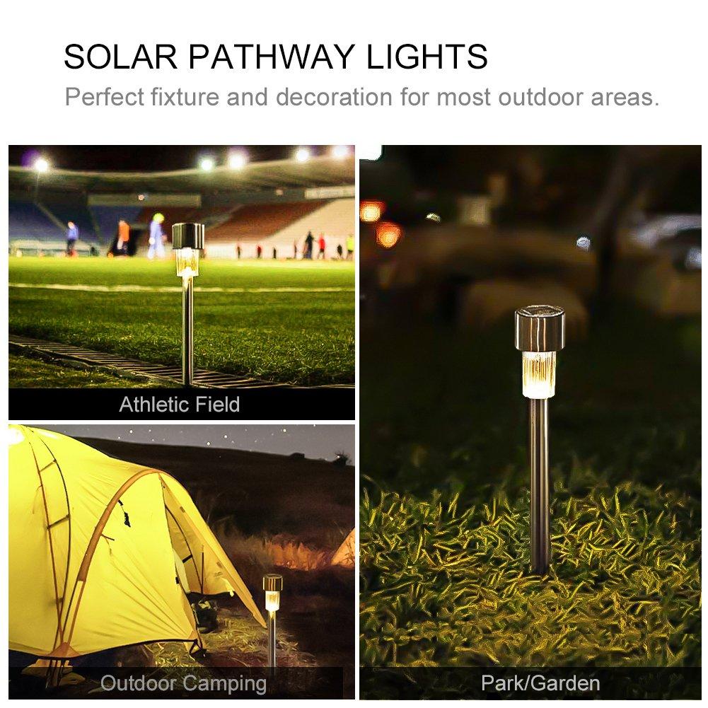Solar Pathway Lights LED