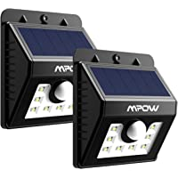 2-Pack Mpow Solar Lights