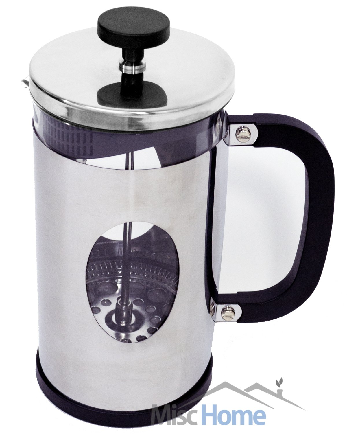 Gourmet Stainless Steel French Press Coffee Maker Tea Maker