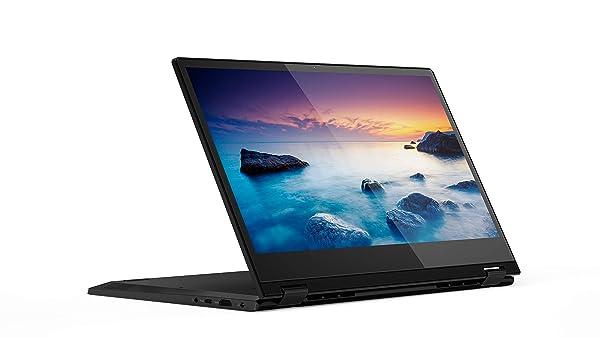 Lenovo Flex 14 2-in-1 Convertible Laptop, 14.0 Inch HD, Touch screen, Intel Core i3-8145U Processor, 4GB DDR4 RAM, 128GB Nvme SSD, Intel UHD Graphics 620, Windows 10, Onyx Black (Color: Onyx Black, Tamaño: 14.0)