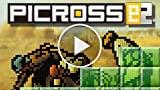 CGR Undertow - PICROSS E2 Review For Nintendo 3DS