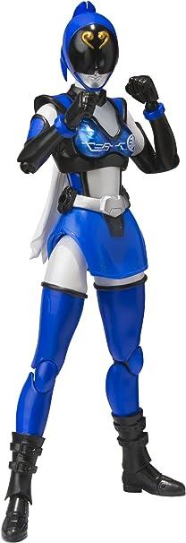 S.H. Figuarts Akiba Blue - Hikounin Sentai Akibaranger (15cm Tall Completed Figure)