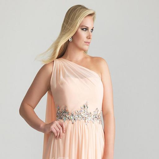 Plus Size Bridesmade Dress Design  Vol 2